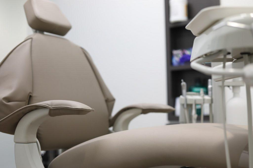 矯正歯科の診療室